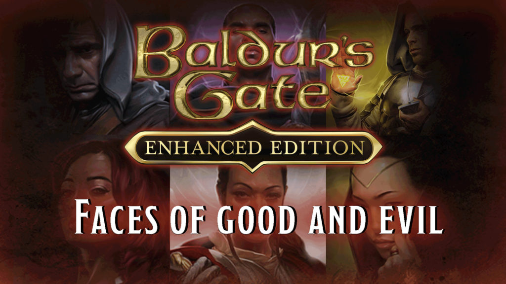 Faces of Good and Evil Game Free Download