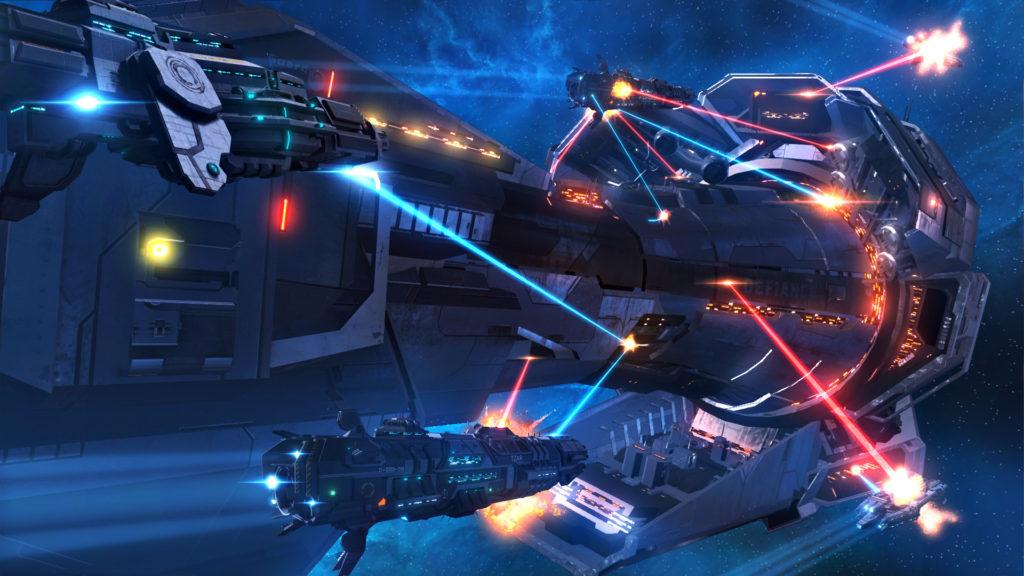 Starpoint Gemini Warlords Titans Return Game Free Download