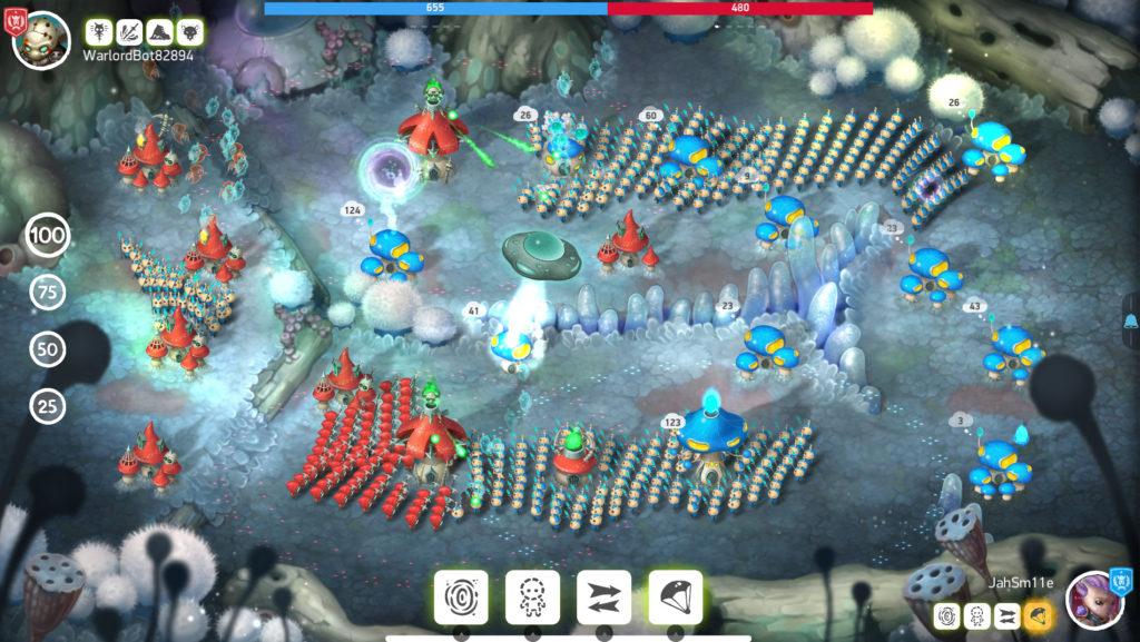 Mushroom Wars 2 Free Download