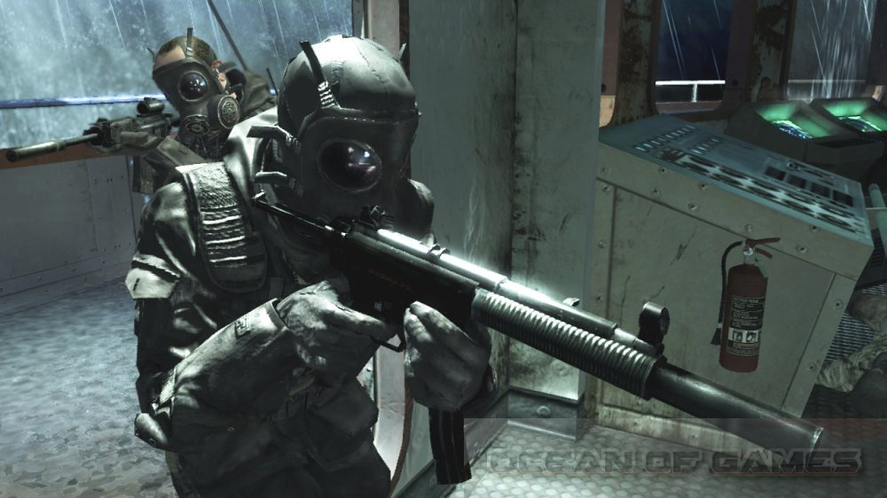 Call of Duty 4 Modern Warfare Setup Free Download