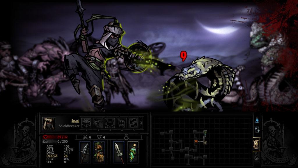 Darkest Dungeon The Shieldbreaker Free Download