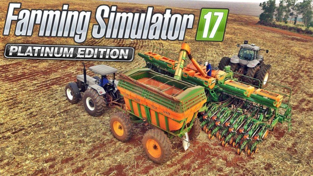 Farming Simulator 17 Platinum Edition Free Download