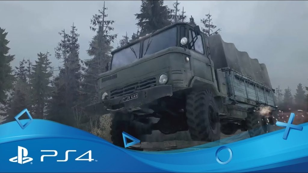 Spintires MudRunner Free Download