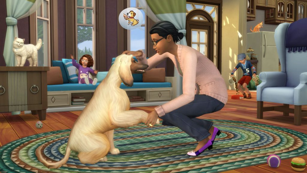 The Sims 4 Cats and Dogs Free Download