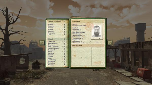 ATOM RPG Free Download