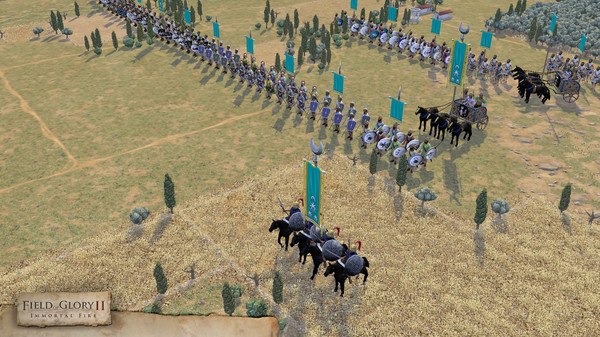 Field of Glory II Immortal Fire Free Download