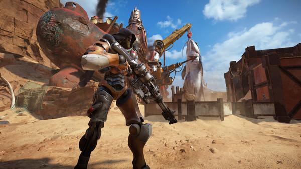 Raiders of the Broken Planet Wardog Fury Free Download