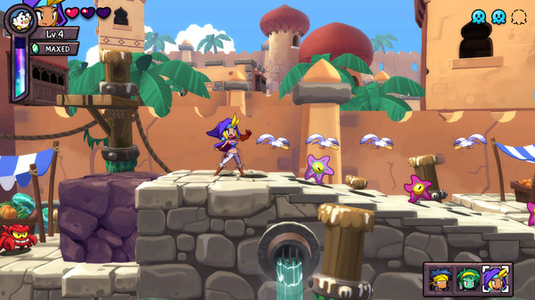Shantae Friends to the End Free Download