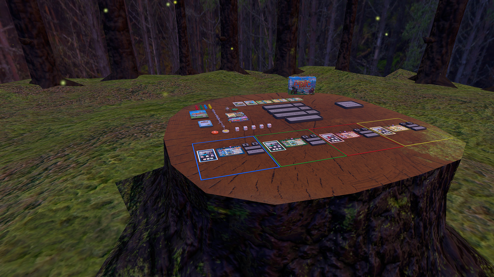 Tabletop Simulator Tiny Epic Quest With All DLC Free Download