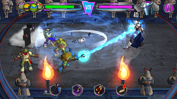 Teenage Mutant Ninja Turtles Portal Power Free Download