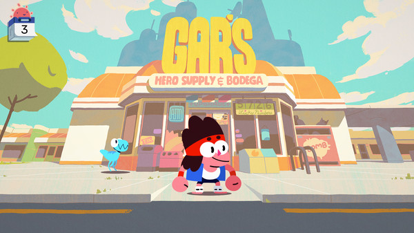 OK K.O Lets Play Heroes Free Download