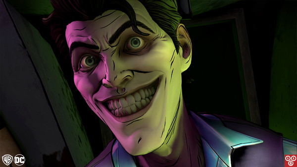 Batman The Enemy Within The Telltale Series Free Download