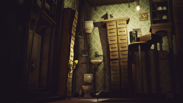 Little Nightmares Secrets of The Maw Chapter 3 Free Download