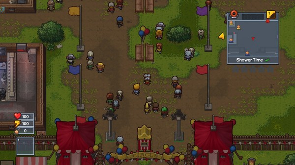 The Escapists 2 Big Top Breakout Free Download