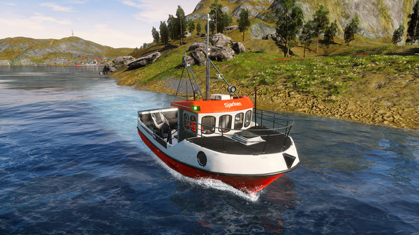 Fishing Barents Sea Free Download