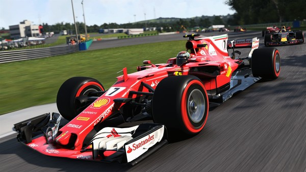 F1 2017 Update V1.11 Free Download