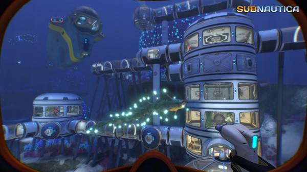 Subnautica Update 84 Free Download