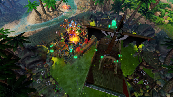 Dungeons 3 Evil of the Caribbean Free Download