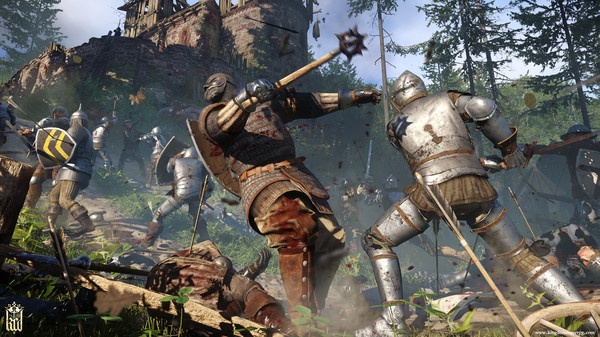 Kingdom Come Deliverance Incl HD Pack Free Download