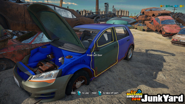 Car Mechanic Simulator 2018 Pagani DLC Free Download