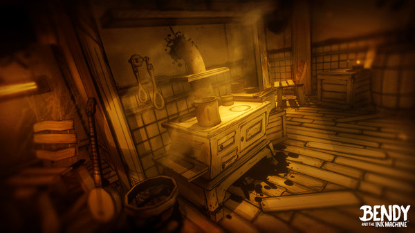 Bendy and the Ink Machine Free Download