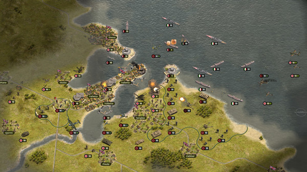 Order of Battle Sandstorm Free Download