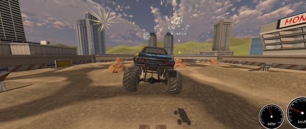 Monster Truck Drive Free Download