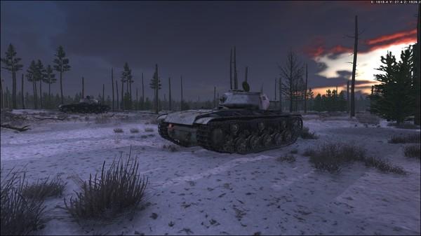 Graviteam Tactics Black Snow Free Download