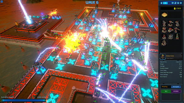Defense Task Force Sci Fi Tower Defense Free Download