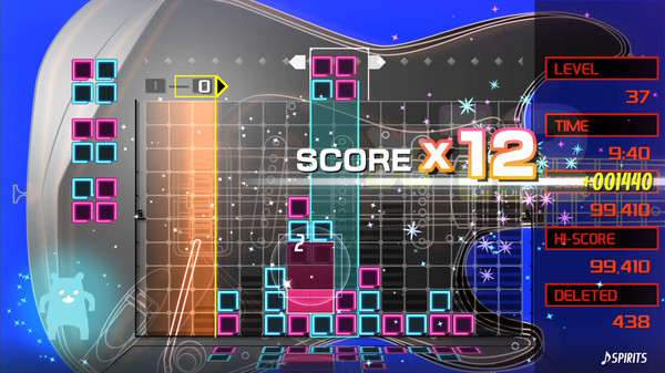 Lumines Remastered Free Download
