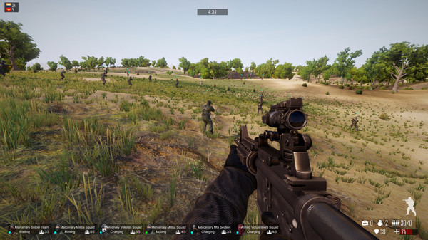 Freeman Guerrilla Warfare v0.180 Free Download