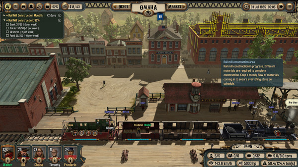 Bounty Train New West Free Download