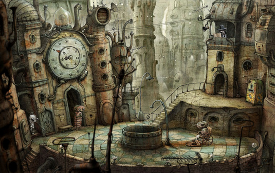 Machinarium Free Download
