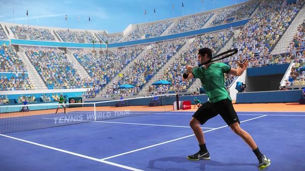 Tennis World Tour Free Download
