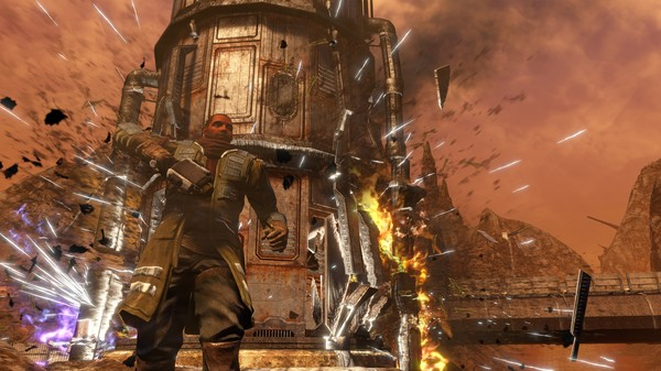 Red Faction Guerrilla ReMarstered Free Download