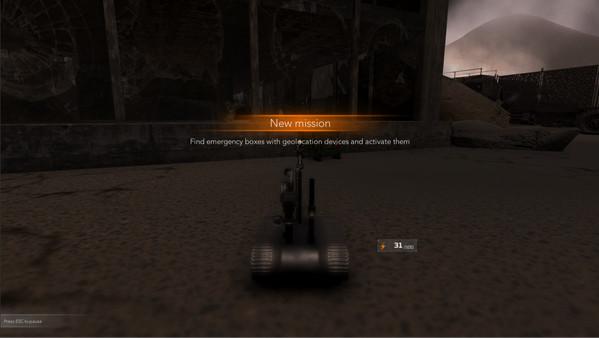 Emergency Robot Simulator Free Download