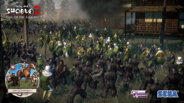 Total War Shogun 2 Fall of the Samurai Free Download