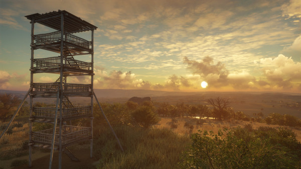The Hunter Call of the Wild Vurhonga Savanna Free Download